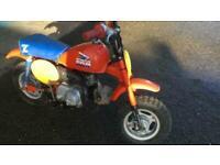 Honda Z50 R Monkey bike
