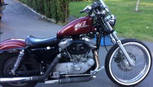 Sportster XL 883 2002 5 speed