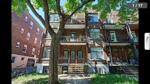 Ground floor and basement Outremont