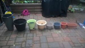 Pots planters