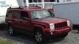 2006 Jeep Commander VUS