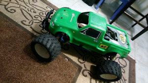 Rc truck 1/5 scale