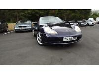 Porsche 911 3.4 Tiptronic auto, 2001, Carrera 4 Wheel Drive, Glasgow Scotland