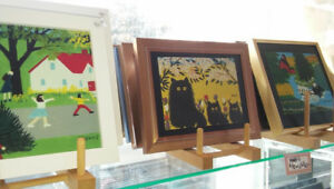 CELEBRATE THE WORKS OF MAUD LEWIS