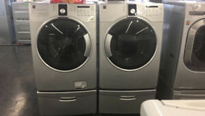 FRONTLOAD WASHER DRYER 24'' & 27'' FREE DELIVERY UNTIL SUNDAY
