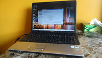 "as new Compaq CQ70 17.3"" Intel Duo core laptop"