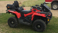 2014 Can Am Outlander 650 Max