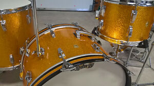 LUDWIG 1960's DRUM *********** 100% ORIGINALE *************
