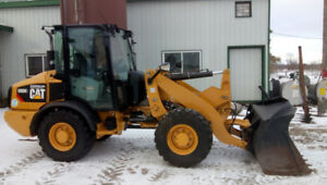 Cat 906 wheel loader