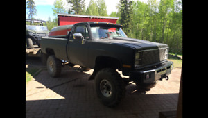1983 Chevy pick up