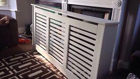 Virginia radiator cover