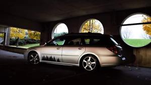 2005 Subaru Legacy Gt limited wagon Wagon