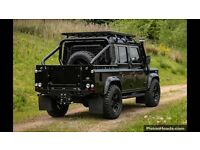 Land Rover defenders wanted cars vans classic cars motorhomes