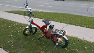 Electric Bicycle - Foldable E Bike - No License! SPECIAL PRICE