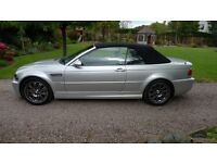 BMW M3 e46 FSH WITH LOTS OF WORK DONE