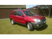 2008 Kia Sportage 2.0 4WD XE 2 KEYS CAMBELT CHANGED AT 91K VGC PX WELCOME