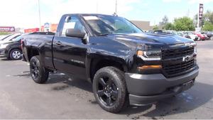 2016 Chevrolet Silverado 1500  Truck BLACKOUT edition