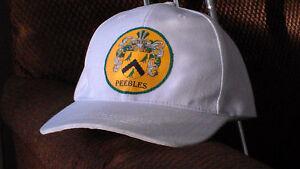 A baseball cap with your logo.