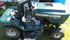 Sears Craftsman riding lawnmower for sale