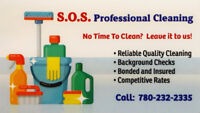 S.O.S Professional Cleaning