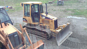 2006 Caterpillar D4G XL - Crawler Bulldozer/ Blade FOR SALE