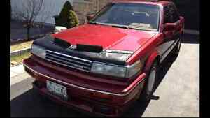 1987 Nissan Maxima fully loaded