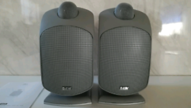 B&W LM1 speakers
