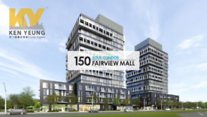 One Bedroom Soul Condo For Sale, Steps from Fairview Mall