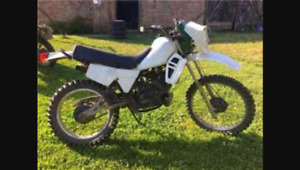 Tres beau it yamaha 465
