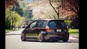 2007 Honda Fit Showcar needs motor installed (included)