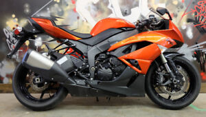 2009 Kawasaki ZX600R. Everyones approved. Only $199 a month.