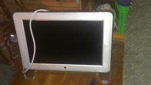 """Apple 23"""" ADC widescreen monitor."""
