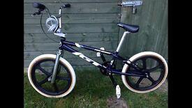GT Pro Series BMX bike retro custom