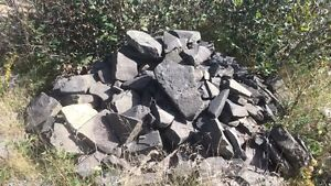 Large Quantity of Wall Stone
