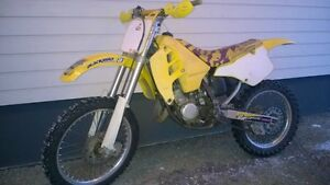 Looking for a Suzuki rm 125 any year.