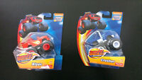 Blaze & The Monster Machines Die Cast Toy Trucks