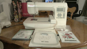 Janome Memory Craft 200E Embroidery Machine - EUC - $500 OBO