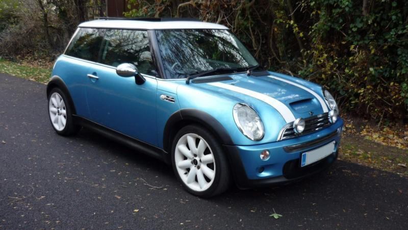 Mini 16 Cooper S 2003 03 Petrol Panoramic Roof Xenon Lights In