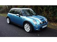 Mini 1.6 Cooper S 2003 '03' 101k Full Service History Panoramic Roof Xenon Light