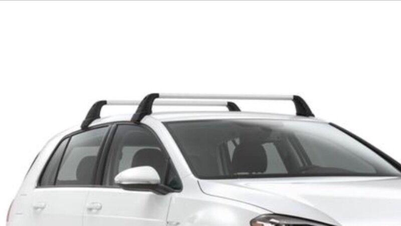 New Genuine Roof Bars Rack For Vw Golf 5 Door Mk7 2013