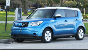 Kia Soul EV, I will take your lease over.
