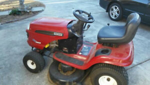 THE DEAD LAWN TRACTOR IN YOUR GARAGE .,,.
