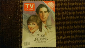 Old TV Guides for Sale