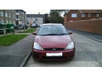 Ford Focus 1.6 Saloon