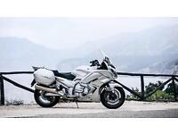 2016 Yamaha FJR1300AS 1298.00 cc