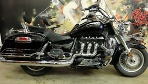 2011 Triumph Rocket 3 Touring. Only per month $299