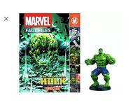 Eaglemoss Hulk Factfile Special Figurine + Magazine