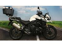 Triumph Tiger Explorer 1215 2014