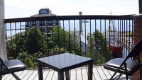 Semi Furnished Apartment at 64 Ontario Street With Lake View