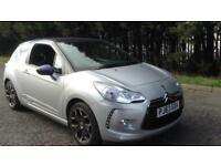 2013 Citroen DS3 1.6 VTi 16V DStyle Plus Automatic Petrol Hatchback